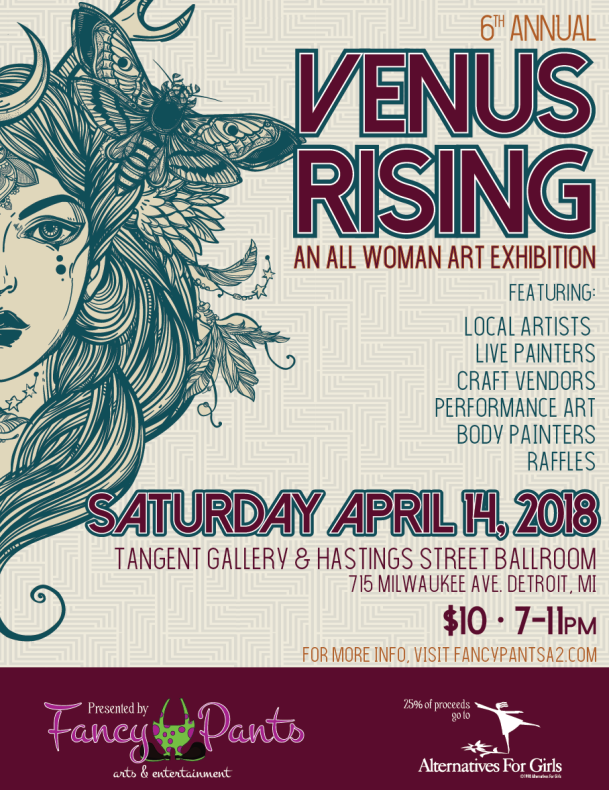 VenusRising2018